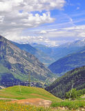 Italian Alps Royalty Free Stock Photo