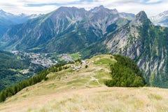 Italian alps Royalty Free Stock Photos