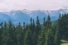 Italian alps by Vipiteno - Sterzing Alto Adige, Bolzano Stock Photos