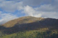 Italian alps by Vipiteno - Sterzing Alto Adige, Bolzano Stock Photography
