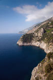 Italian Amalfi Coast Stock Photo