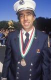 Italian-American, Columbus Day Parade, New York City, New York Stock Photography