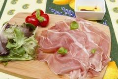 Italian antipasti Royalty Free Stock Photos