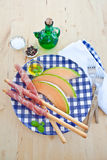 Italian Antipasti Stock Photo