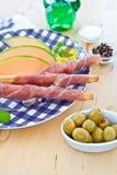 Italian Antipasti Stock Photos