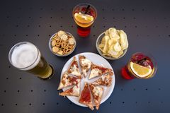 Italian Aperitivo Royalty Free Stock Photo