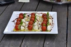 Italian Appetizer Royalty Free Stock Image