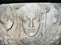 Italian archaeological museum in Heropolis Stock Images