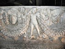 Italian archaeological museum in Heropolis Stock Image