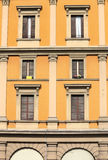 Italian architecture Royalty Free Stock Images