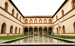 Italian architecture Stock Images