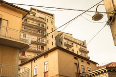 Italian Architecture Stock Photo