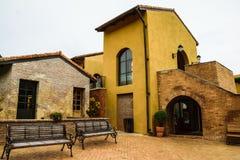Italian architecture Stock Photos