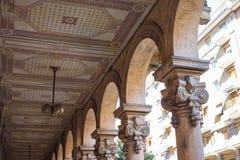 Italian architecture Royalty Free Stock Photos