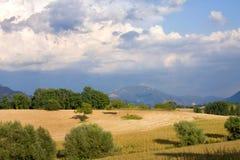 Italian area Tuscany Stock Photos