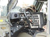 Italian Army Jeep Royalty Free Stock Photos