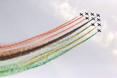 Italian arrows Stock Photo