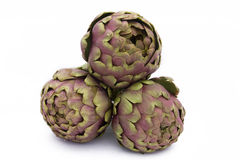 Italian Artichokes Royalty Free Stock Images