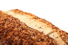 Italian Artisan White Bread Stock Photo