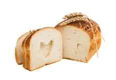 Italian Artisan White Bread Royalty Free Stock Photography
