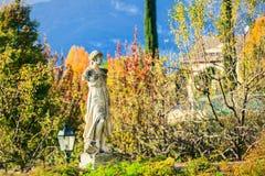 Italian autumn Royalty Free Stock Photos