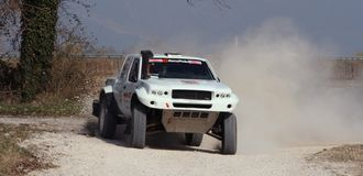 Italian Baja 2012 Royalty Free Stock Photos