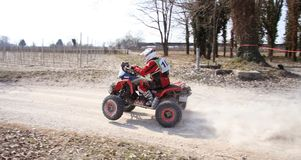 Italian Baja 2012 Stock Photos