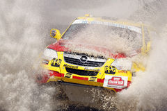 Italian Baja cross-country race - BALAZS SZALAY Stock Photography