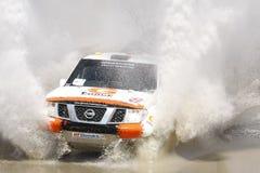 Italian Baja cross-country race - BORIS GADASIN stock images