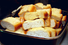 Italian Baked Bread Royalty Free Stock Photography