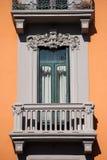 Italian balcony Stock Image
