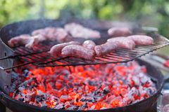 Italian BBQ Royalty Free Stock Images