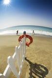 Italian beach Stock Images