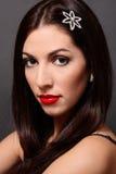 Italian beauty Royalty Free Stock Image