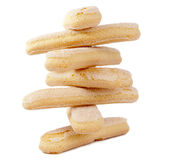 Italian biscuit sticks Stock Photos