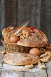 Italian bread Royalty Free Stock Photography