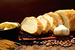 Italian bread Royalty Free Stock Images