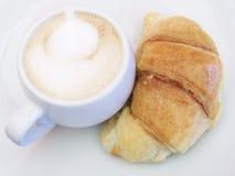 Italian Breakfast Royalty Free Stock Image