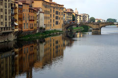 Italian Bridge-01 Royalty Free Stock Images