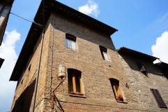 Italian building Royalty Free Stock Photo