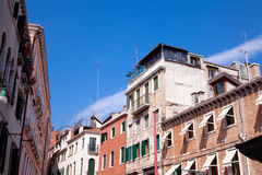 Italian buildings royalty free stock images