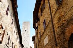 Italian buildings Stock Photo