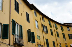 Italian buildings Stock Photos