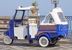 Italian cab Stock Photos