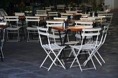 Italian cafe Stock Photo
