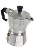 Italian cafetiere Stock Photo