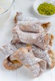 Italian Cannoli Royalty Free Stock Images