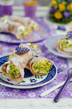 Italian Cannoli Royalty Free Stock Image