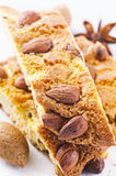 Italian cantucci Royalty Free Stock Photo