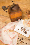 Italian cappuccino Stock Image